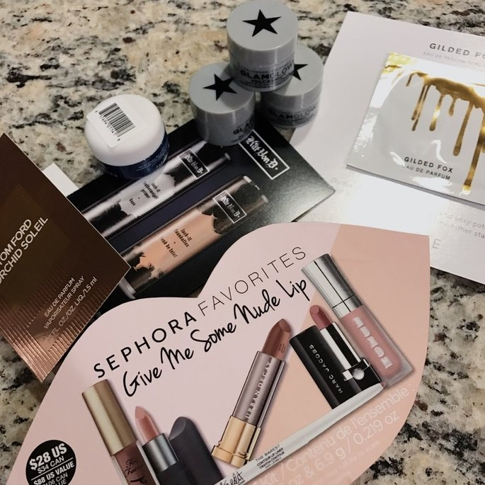 Sephora Favorites Give Me Some Nude Lip uploaded by Shannon B.