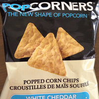 PopCorners Popped Corn Chips White Cheddar uploaded by Angela S.