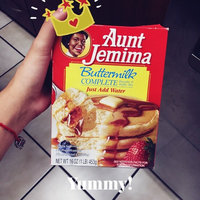 Aunt Jemima Buttermilk Complete Pancake Mix uploaded by Paola T.