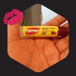 Carmex Moisturizing Lip Balm Stick SPF 15 uploaded by Johanna H.