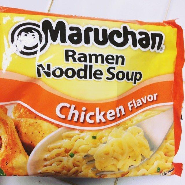 Maruchan Ramen Noodle Chicken Flavor Soup uploaded by Fantasia S.
