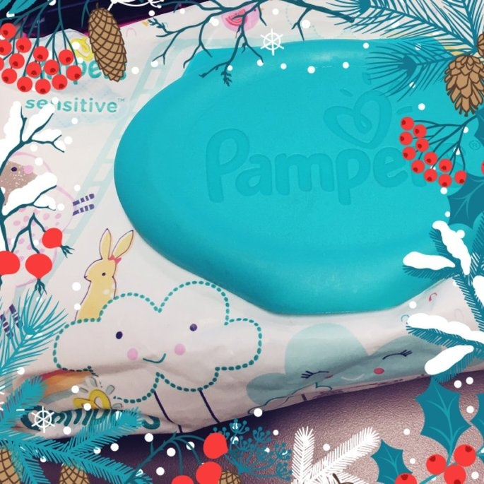 Pampers Sensitive Baby Wipes Refills Sensitive 9 Pack uploaded by Stacey G.
