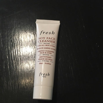 Fresh Soy Face Cleanser uploaded by Emily W.