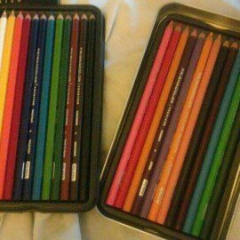 Prismacolor Premier Colored Pencils, 24 Assorted Colors/set uploaded by Megan B.