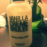Supre Hempz Treats Body Lotion Vanilla Creme Brulee, 8.5 oz uploaded by Bethany F.