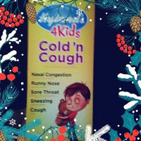 Hyland's 4 Kids Cold 'n Cough Ages 2 -12 uploaded by Ruheyyah S.