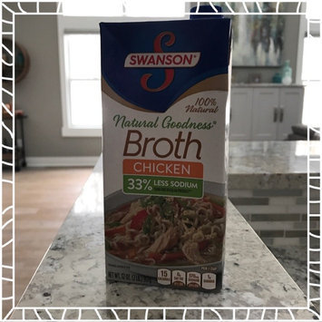 Photo of Campbell's Swanson Natural Goodness® Chicken Broth uploaded by Jenna M.