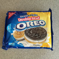 Nabisco Oreo Sandwich Cookies Double Stuf Heads or Tails uploaded by Dennis B.