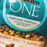 Purina One SmartBlend Cat Food Chicken & Turkey Flavor uploaded by Micah S.