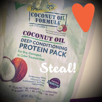 Palmer's Coconut Oil Formula Deep Conditioning Protein Pack uploaded by denise r.