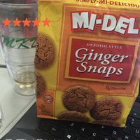 Mi-Del All Natural Swedish Style Ginger Snaps uploaded by Mallory K.