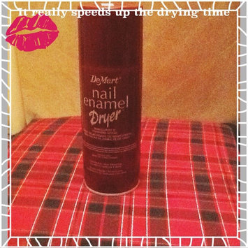 Photo of DeMert Nail Enamel Dryer Manicurist's Finishing Spray uploaded by Fatimah M.