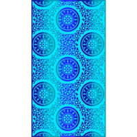 Better Homes and Gardens Oversized 40x72 Beach Towel - Suzani Blue uploaded by Shania R.