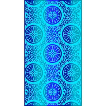 Photo of Better Homes and Gardens Oversized 40x72 Beach Towel - Suzani Blue uploaded by Shania R.