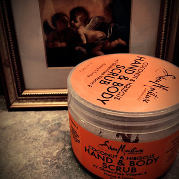 SheaMoisture Coconut & Hibiscus Hand & Body Scrub uploaded by Harlow B.