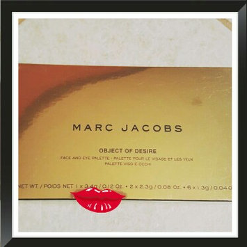 Marc Jacobs Beauty Object Of Desire Face and Eye Palette uploaded by Candi P.