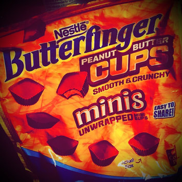 BUTTERFINGER Peanut Butter Cups uploaded by Sarah L.