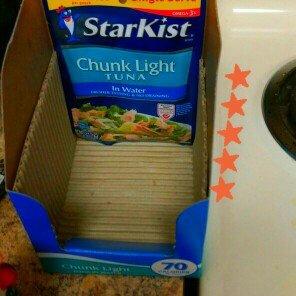 StarKist Chunk Light Tuna in Water uploaded by madison b.