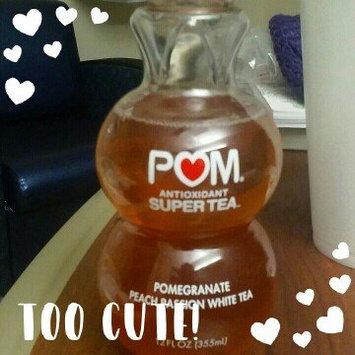 Photo of POM Antioxidant Super Tea Pomegranate Peach Passion White Tea uploaded by Jen P.