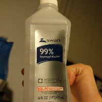Swan Isopropyl Alcohol, 99%, Pint, 16 OZ uploaded by Ayame S.
