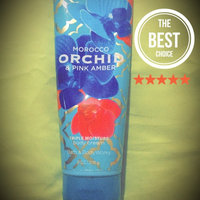 Bath & Body Works® MOROCCO ORCHID & PINK AMBER Triple Moisture Body Cream uploaded by Fray M.