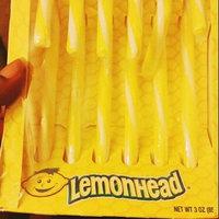 LEMONHEADS Lemonhead Candy Canes, Two Pack of 6, (12 Total) uploaded by Kisha B.