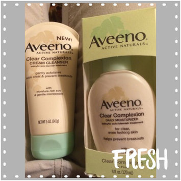 Photo of Aveeno® Clear Complexion Daily Moisturizer uploaded by Adal A.