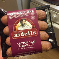 Aidells Sausage Chef Bruce Aidells Fully Cooked Chicken & Apple Smoked Chicken uploaded by Felecia F.