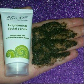 Acure Brightening Facial Scrub uploaded by Teri L.
