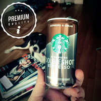 Starbucks Double Shot Espresso And Cream Coffee Drink uploaded by Aydin A.