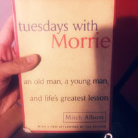 Anchor Books Tuesdays With Morrie: Old Man, a Young Man, and Life's Greatest Lesson uploaded by Evelyn Renata P.