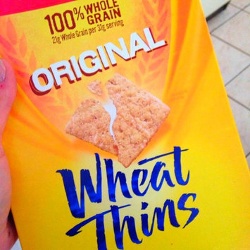 Photo of Nabisco Wheat Thins Original Crackers uploaded by Cheryl F.