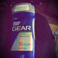 Speed Stick GEAR Fresh Force Deodorant uploaded by Heather F.