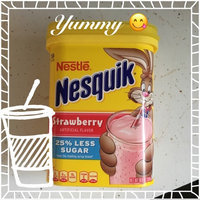 Nestlé Nesquik Strawberry uploaded by mandy s.