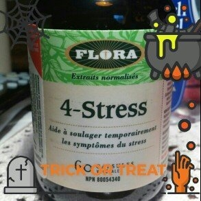 Flora - 4 Stress - 60 Vegetarian Capsules uploaded by diana g.