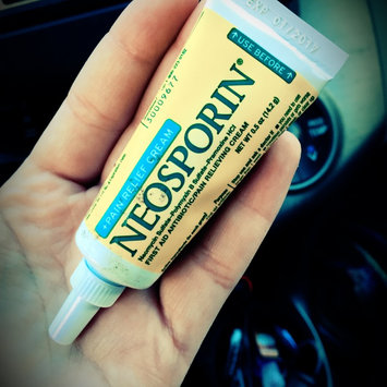 Neosporin Plus Pain Relief uploaded by Lacey L.