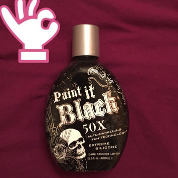 Photo of Millenium Tanning Products Paint it Black - Dark Tanning Lotion uploaded by Hannah N.