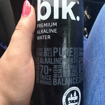 Blk Spring Water Infused with Fulvic Acid uploaded by Emilie L.