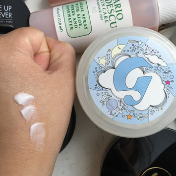 Photo of Glossier Moisturizing Moon Mask uploaded by Jacklynne C.