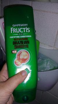 Photo of Garnier Fructis Sleek & Shine Brazilian Smooth Conditioner uploaded by Ashley H.