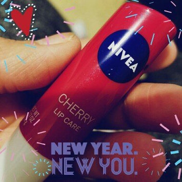 Nivea® Cherry Fruity Lip Care uploaded by Erika J.