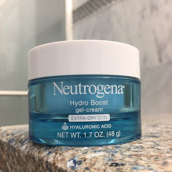 Neutrogena Hydro Boost Gel-Cream Extra-Dry Skin uploaded by Julia X.
