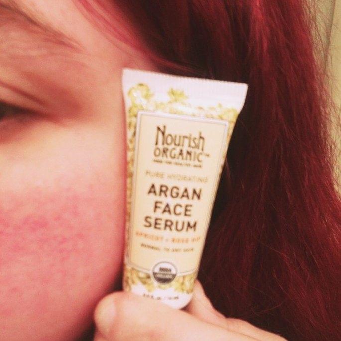 Nourish Organic Argan Face Serum Apricot + Rosehip uploaded by Rae Q.