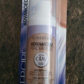 COVERGIRL Advanced Radiance Age-Defying Liquid Makeup uploaded by Kristi S.