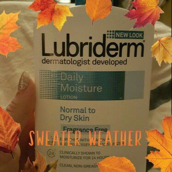 Photo of Lubriderm Daily Moisture Fragrance Free Lotion uploaded by Emily  K.