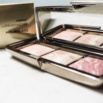 Hourglass Ambient Lighting Blush Palette uploaded by Amreen M.