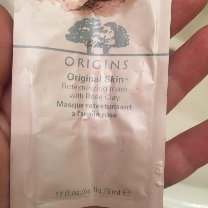 Origins Original Skin Retexturing Mask with Rose Clay, 3.4 oz uploaded by Mariam B.
