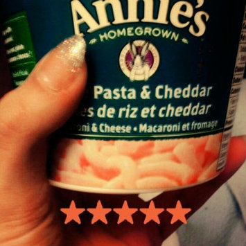 Photo of Annie's® Homegrown Gluten-Free Macaroni & Cheese Real Aged Cheddar uploaded by Sara K.