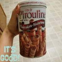 Pirouline Chocolate Lined Wafers - 10 CT uploaded by Maria D.