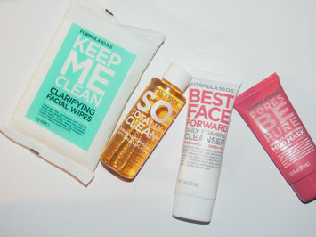 Photo of Formula 10-0-6 Daily Facial Routine Collection uploaded by Antoinette J.
